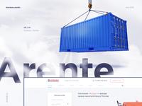 Arente | Equipment Rental Service