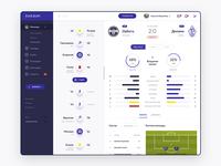 Soccer Dashboard