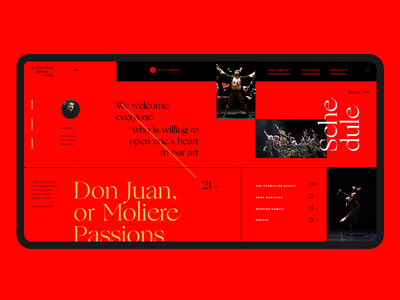 Don Juan, or Moliere Passions