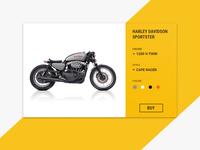 Customize Product - DailyUI 033