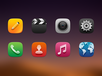 Android Launcher icons III