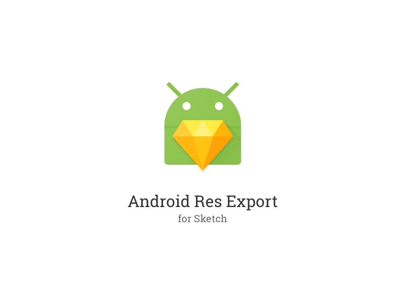 Android Res Export sketchplugin plugin android sketch