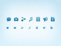 16px Post Type Icon