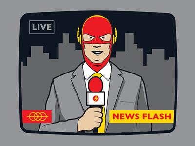 News flashd