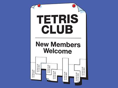 Tretris clubd