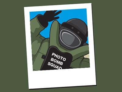 Photobombd