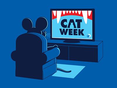 Cat weekd