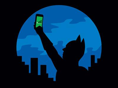 Bat signald
