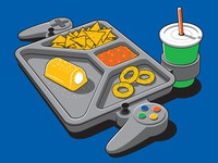 Continuous Gaming Tee