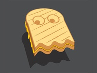 Cheese Ghostie