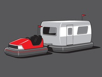 Bumper Caravan