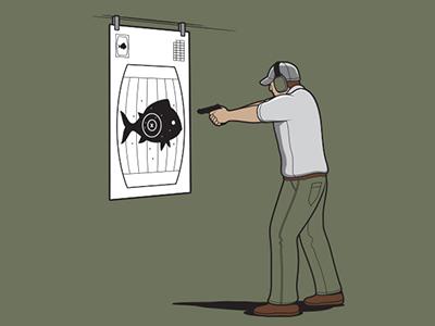 Practice range newd