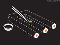Impossible Sushi