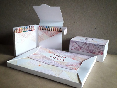 Packages for stationery graphic design stationery packaging branding design