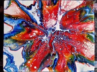 Blooming technique