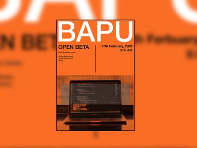 Poster for Bapu Software