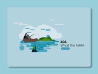 Error 404 | Daily UI #008