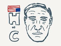 House of Cards Sketch