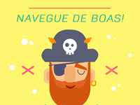 // Mascote / Navegue