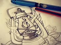 // Ilustração / tattoo
