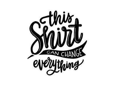Threadlove T-shirt Design branding typography design illustration