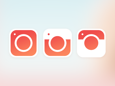 Camera Simple camera flat icon launcher application app ios android simple photo