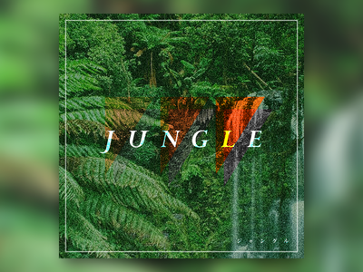 Jungle jungle jacket art