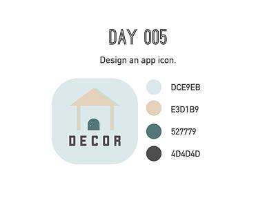 App Icon icon app decor home