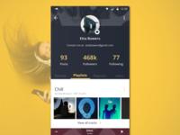 Daily006 - User Profile