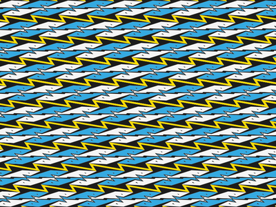 Pattern Sharks sharks summer fresh pattern