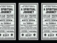 Preacher SXSW 16 Invite