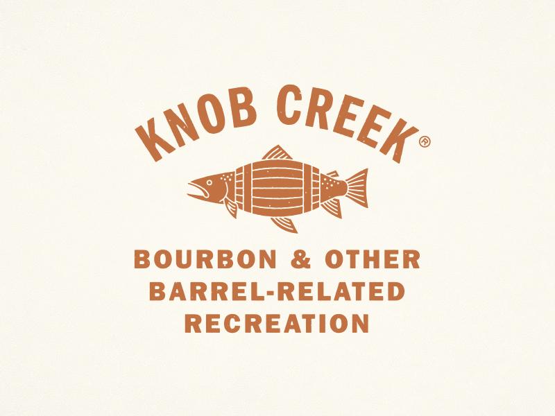 Knob Creek Pt. 2 fishing fish whiskey barrel bourbon trout