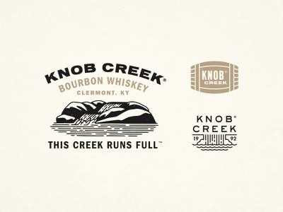 Knob Creek Pt. 5 rocks water creek water fall barrel bourbon whiskey
