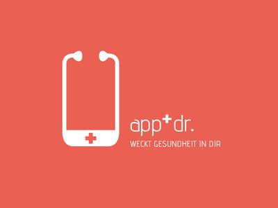 app+dr Logodesign Logo Appdesign by FOREMNIK appdesign icondesign logodesign logo ci corporate design app