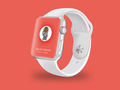 app+dr.: Apple Watch App Design  apple watch app ios ui-design mobile devices smartwatch