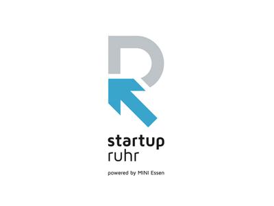 startup ruhr Logodesign design logo brand branddesign logodesign
