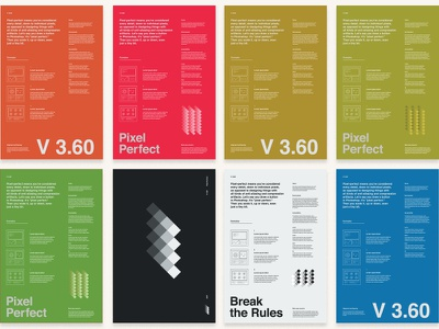 Poster layout + color ideas image swiss minimalistic hierarchy wireframe retro mock pixel typography grid color layout poster