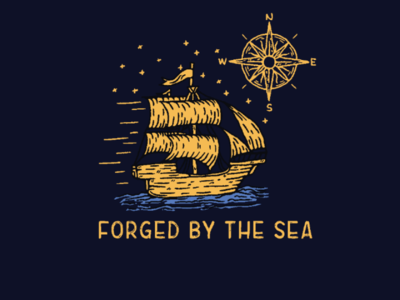 Forged by the sea