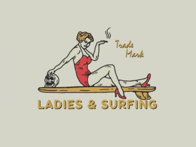Ladies & Surfing
