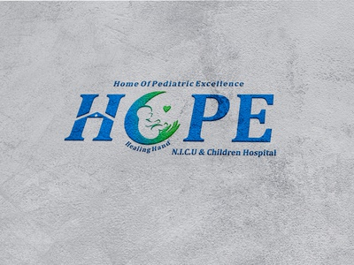 Hope | Children Hospital Logo Design