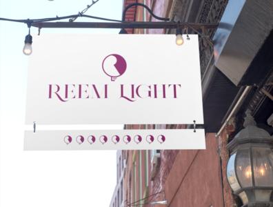 Logo Design Ideas for Shop | Reem Light