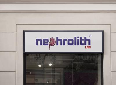 Nephrolith Lab | Logo Design