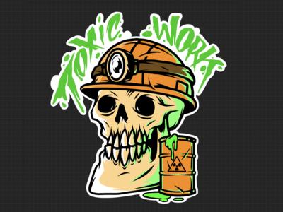 Toxic worl