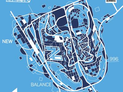 Sneaker map
