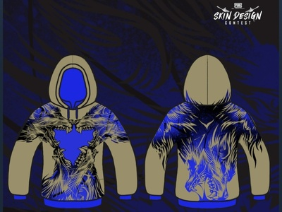 Hoodie for pubg skin contest