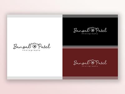 Photography Logo Design animation 3d mobile banner logo design web ux ui illustration art minimal graphic design branding logo design