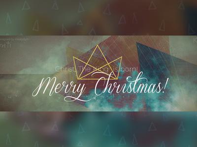 Merry Christmas! christ jesus christian poster christmas