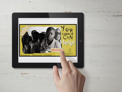 Web Banner/Slider bnw poverty poor organization org donation donate charity