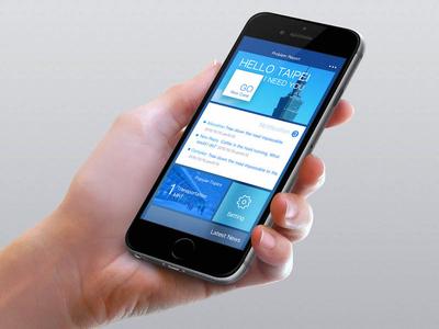 Problem Report app
