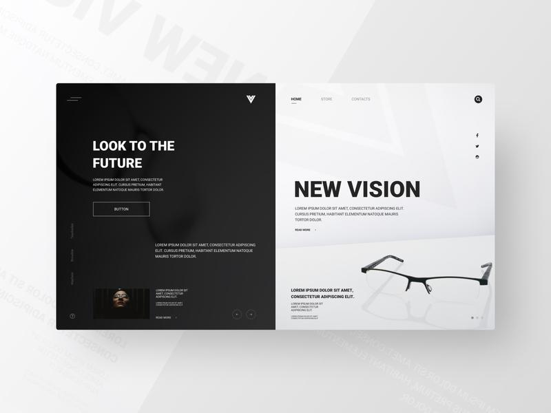 NV Store flat minimal ui branding ux web @uiux @webdesign @prototyping @uxui @web @prototyping @uxui @webdesign @prototyping design